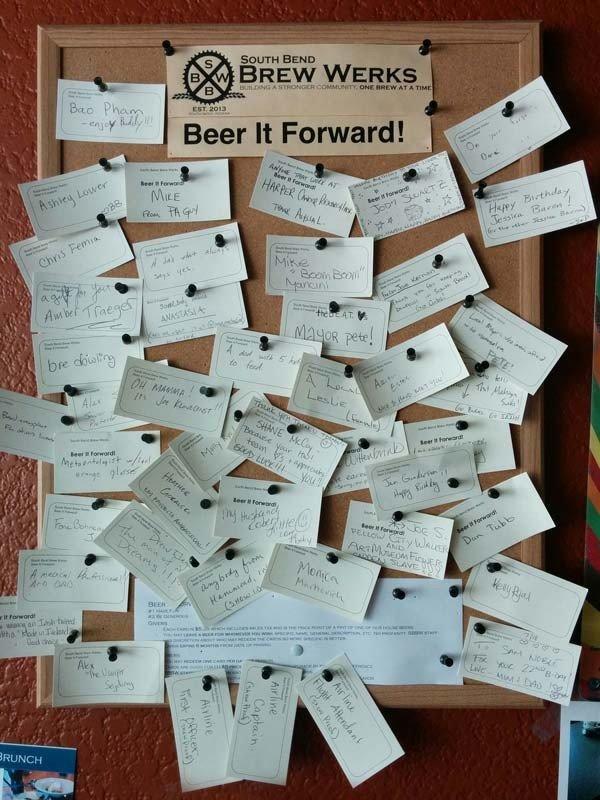 Beer It Forward